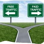 Traffic Gratis VS Traffic Berbayar